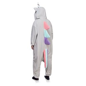 Pusheen Intimates & Sleepwear - Pusheen Kigurumi Unicorn Fleece Onesie